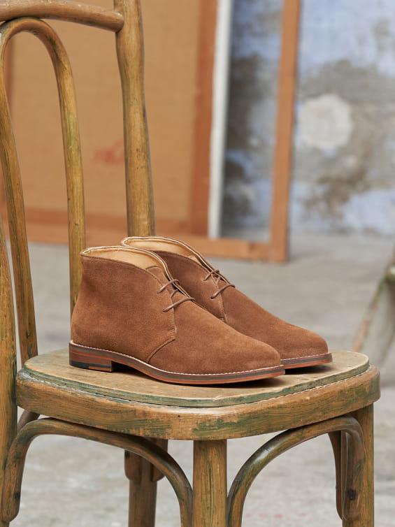 Desert Boots - Fawn