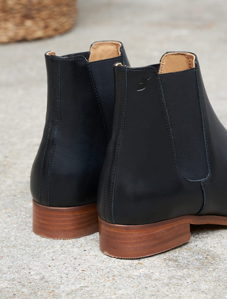 Anne Chelsea boots - Black