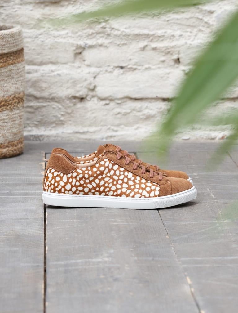 Sneakers Olivia - Biche