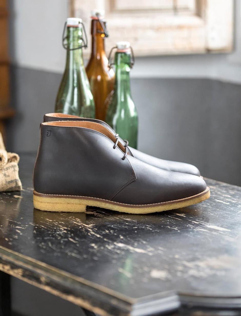 Desert boots - Cacao