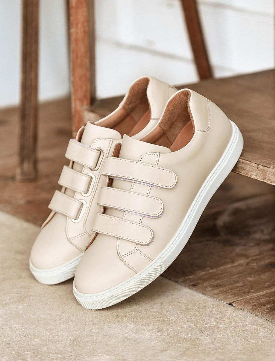 Sneakers Alice - Crème